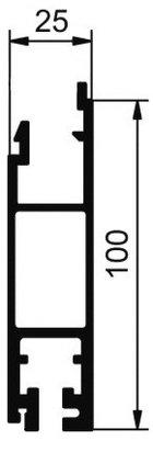 cennik - profile dolne 100 mm