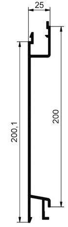 cennik - profile plandekowe 200 mm